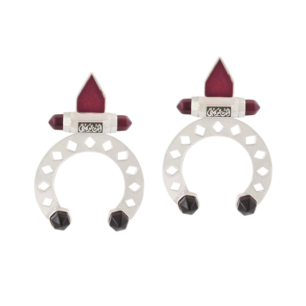 Archway Earrings - Jude Benhalim