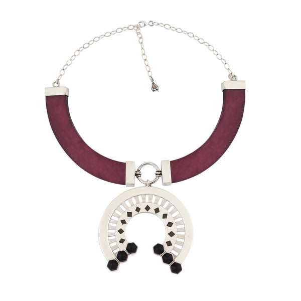 Railway Necklace - Jude Benhalim