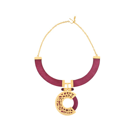 Urban Maze Necklace - Jude Benhalim