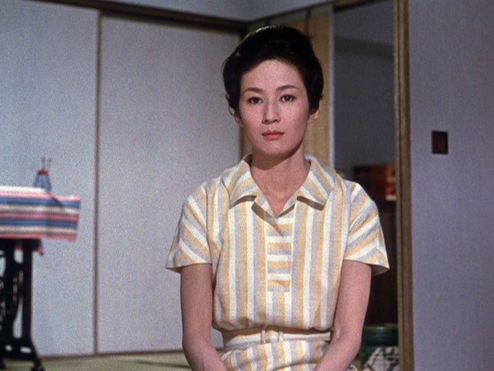 Ozu End of Summer stripes