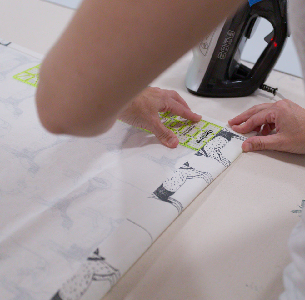 Sew your own shower curtain