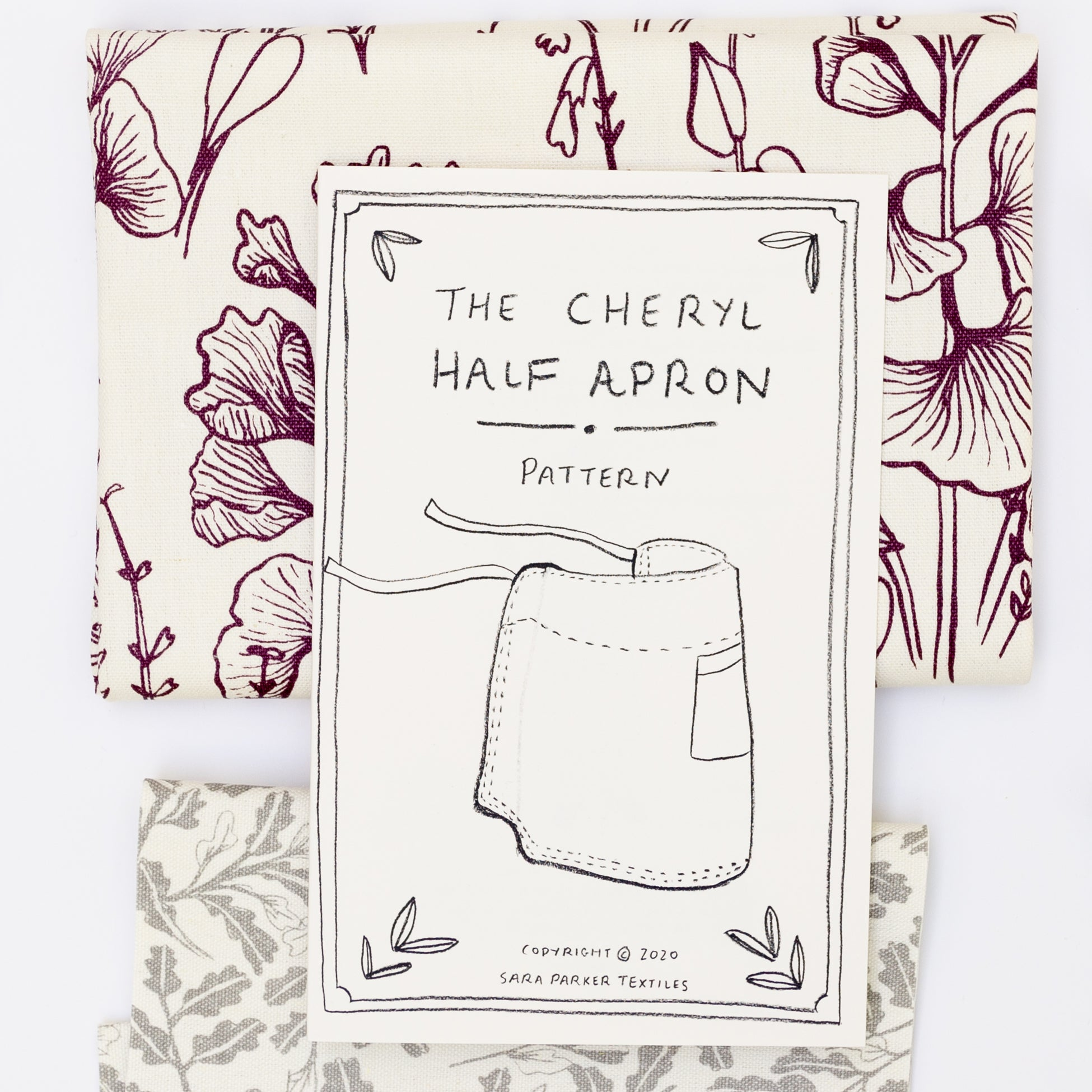 Kit: Cheryl Half Apron No. 5