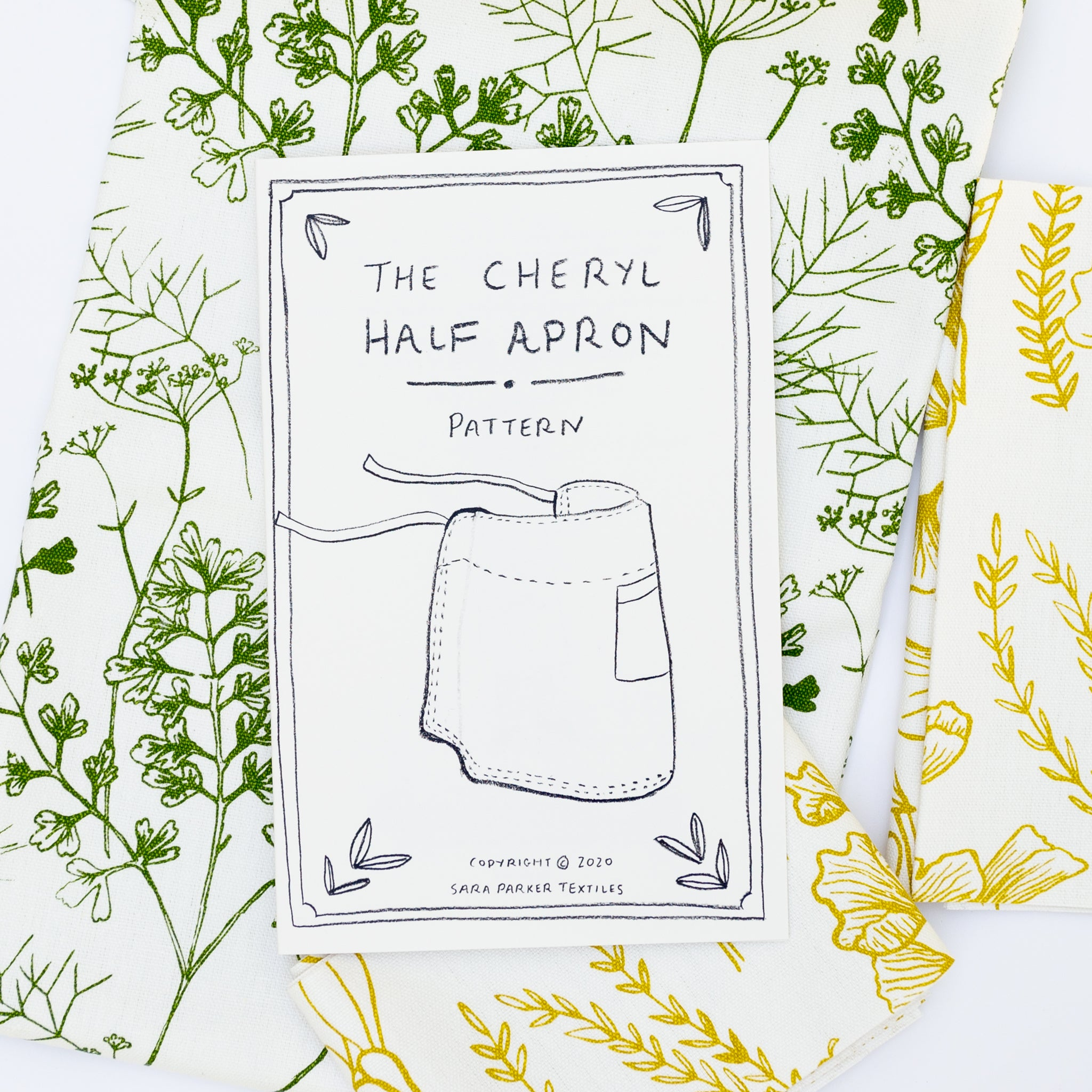 Kit: Cheryl Half Apron No. 1