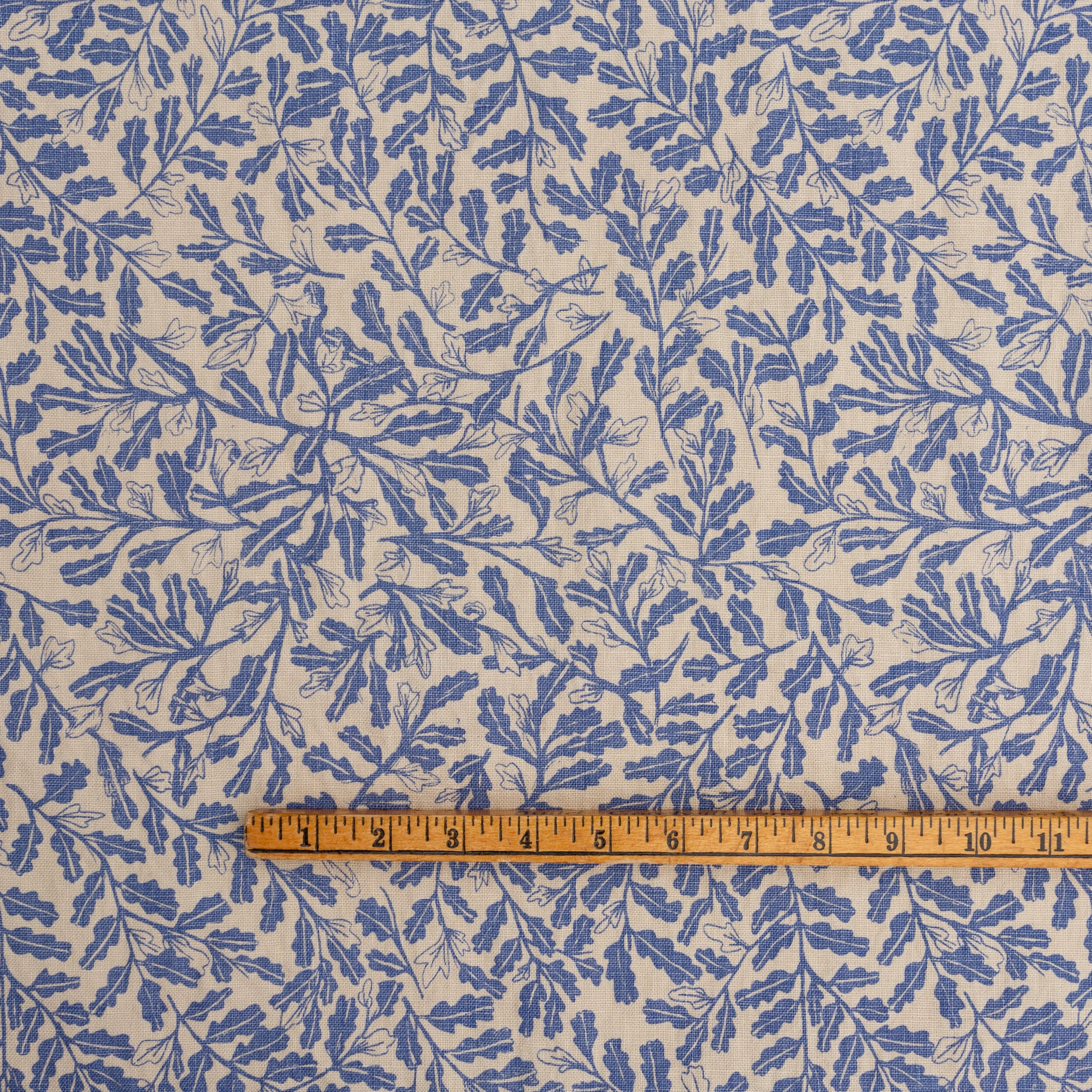 Parlor in Cornflower - Linen