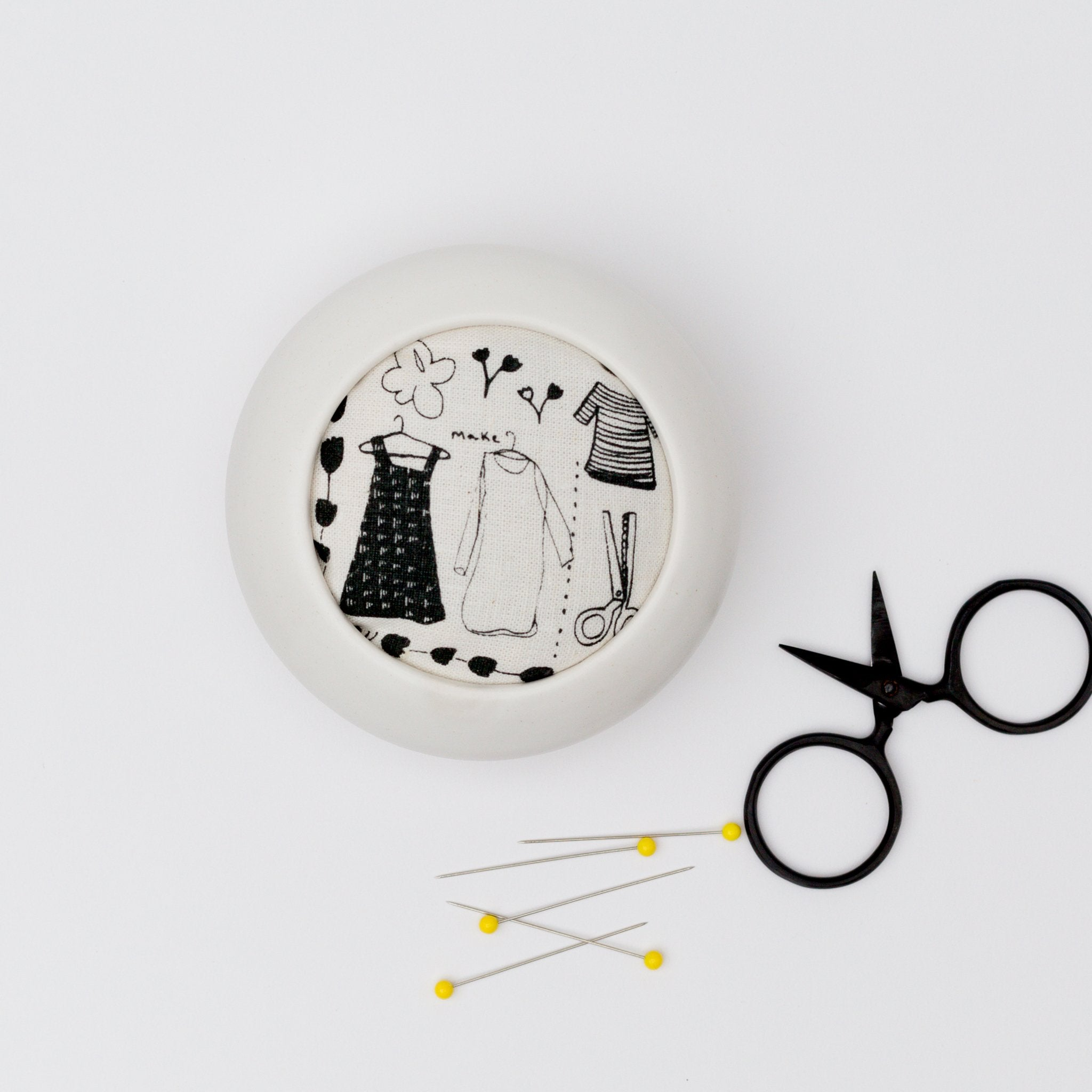 The Quintessential Pincushion - Make