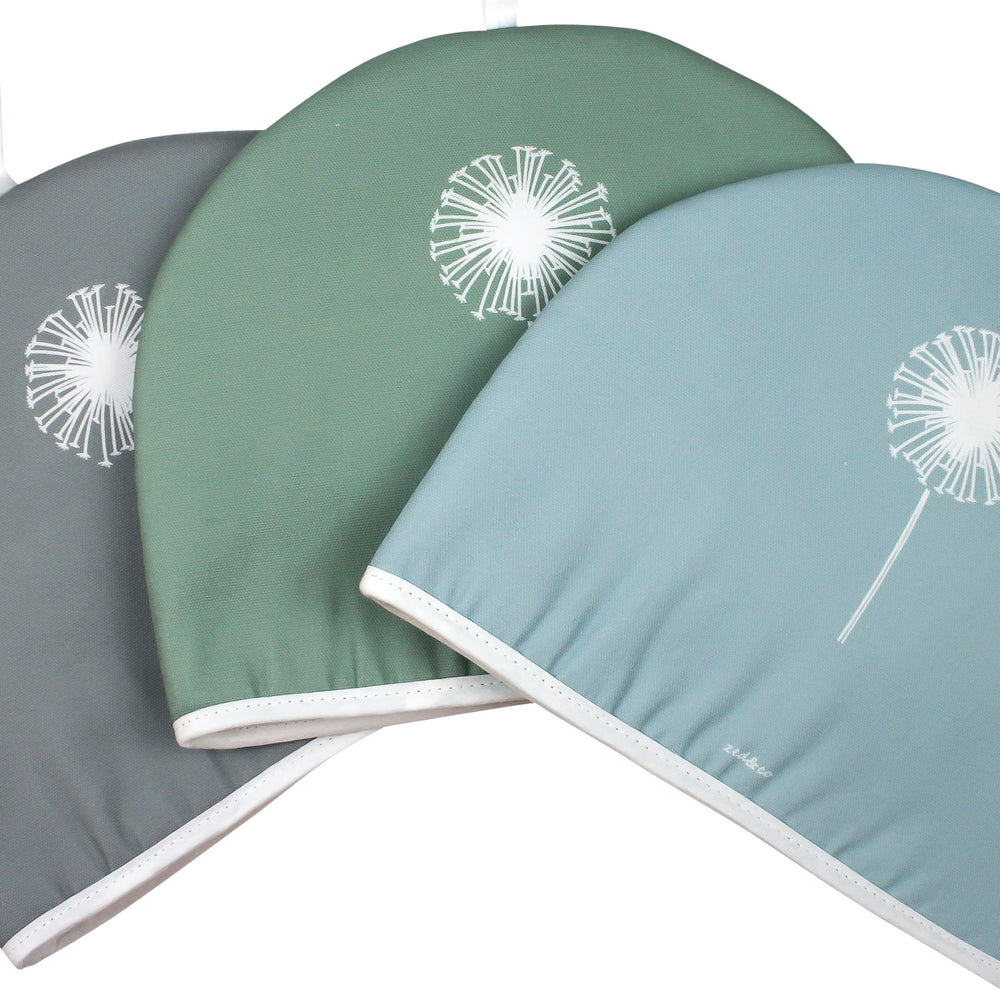 Dandelion Tea Cosy In Soft Blue - Zed & Co