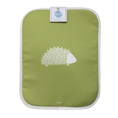 Hedgehog Rayburn Covers In Pistachio - Pair