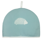 Hedgehog Tea Cosy In Soft Blue