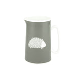 Hedgehog Jug In Grey