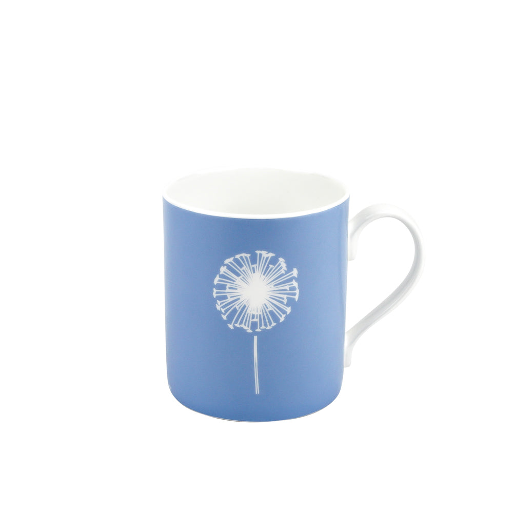 Dandelion Mug In Bluebell