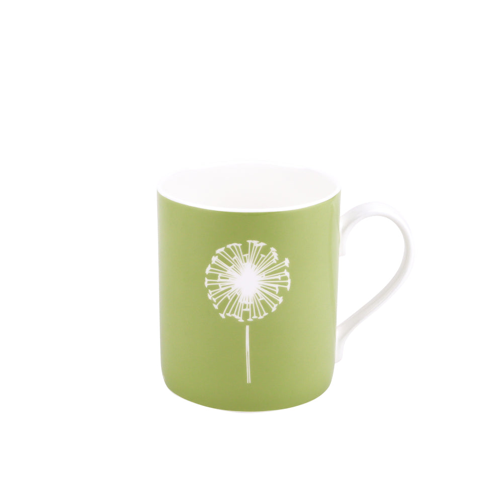 Dandelion Mug In Pistachio - Zed & Co