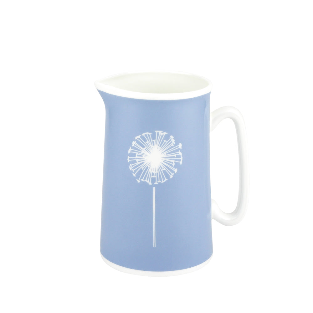 Dandelion Jug In Bluebell - Zed & Co