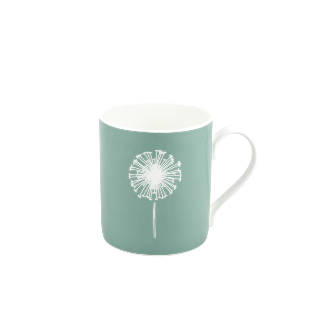 Dandelion Mug In Sage - Zed & Co
