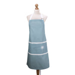 Dandelion Apron In Soft Blue
