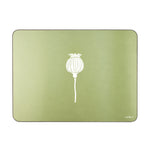 Poppy Placemats In Pistachio - Set of Four