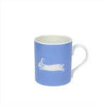 Hare Mug In Bluebell