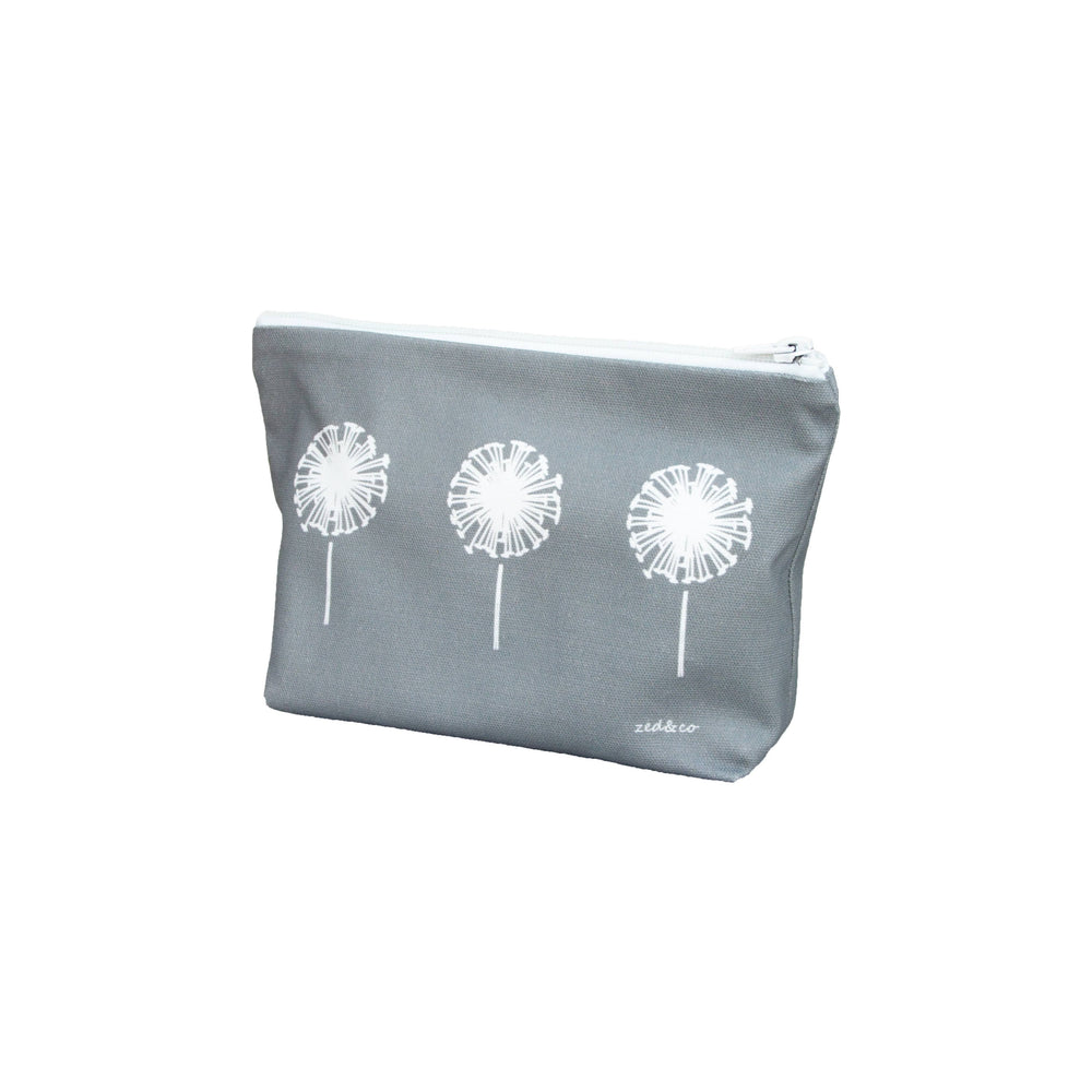 Dandelion Washbag In Grey