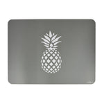 Pineapple Placemats In Grey
