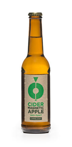 Magnetic Apple polosladký cider s chmelem 330 ml