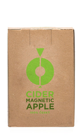 Magnetic Apple polosuchý cider bag-in-box 5 litrů