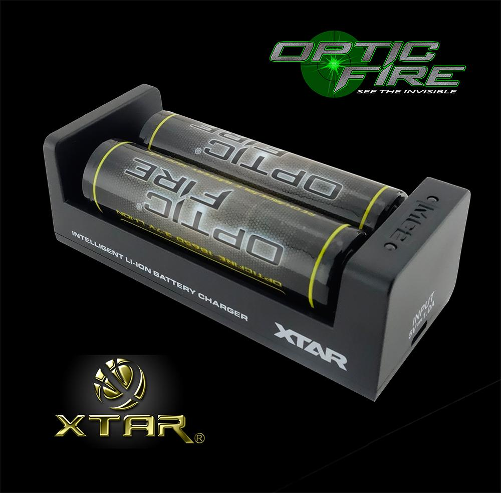 Batteries, Chargers & Accesories - Xtar® MC2 USB Dual Bay Battery Charger