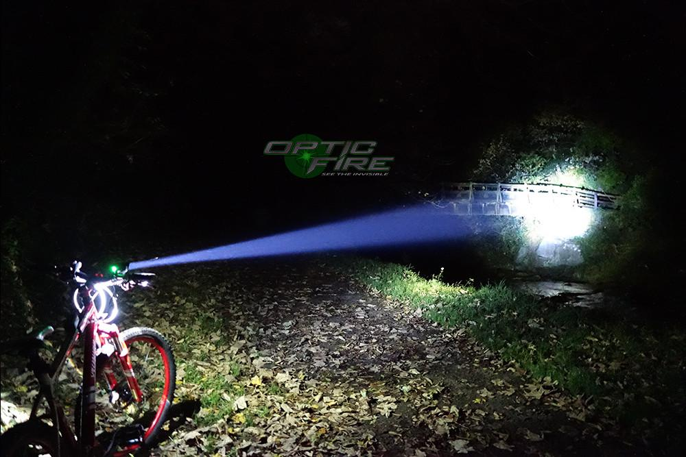 Bike Lights - Cyclops T6-ZOOM ASPHERIC