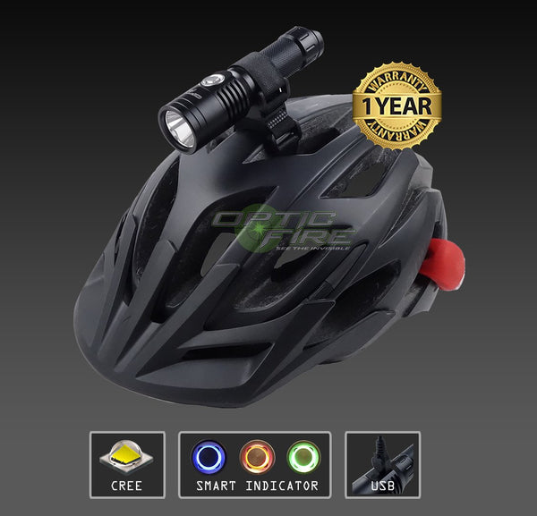 Bike Lights - USB Smart Bike Light
