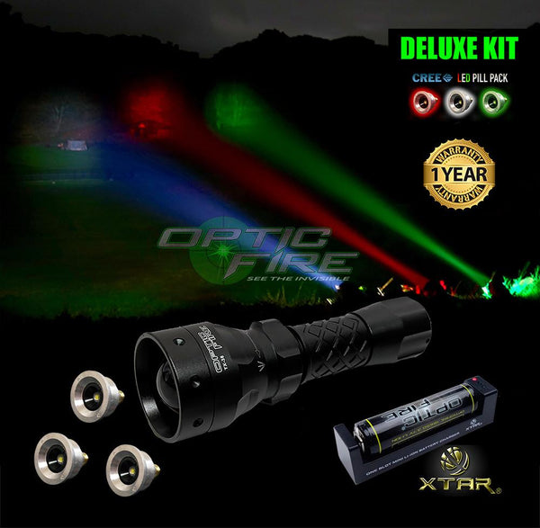 Lamping Kits - TX-38 DELUXE Torch Kit
