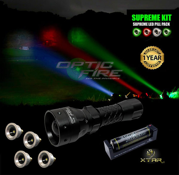Lamping Kits - TX-38 SUPREME Torch Kit
