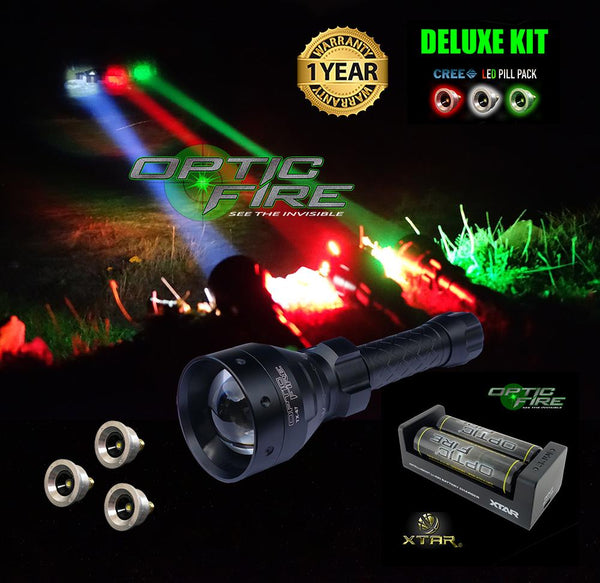 Lamping Kits - TX-67 DELUXE Torch Kit