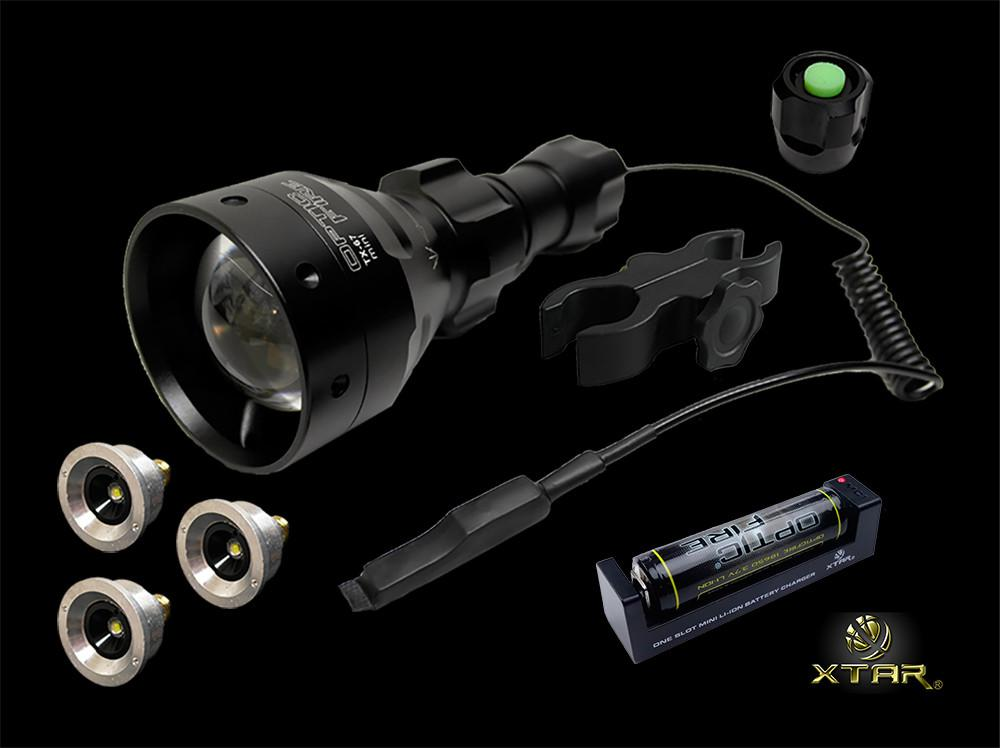 Lamping Kits - TX-67 Mini DELUXE Scope Mount Lamping Kit