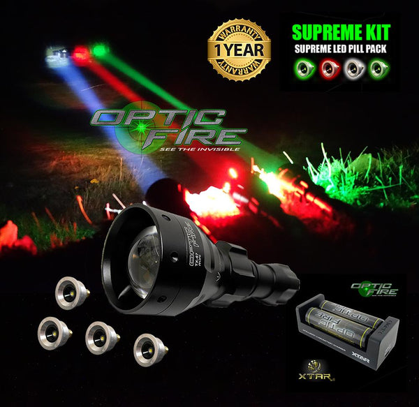 Lamping Kits - TX-67 Mini SUPREME Torch Kit