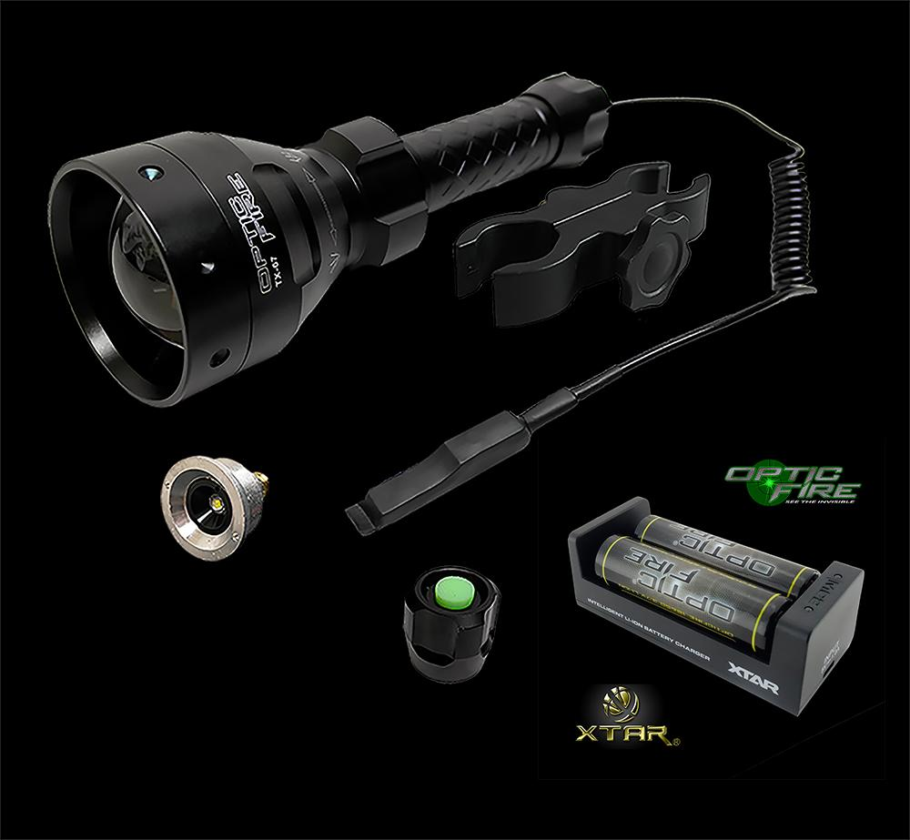 Lamping Kits - TX-67 Scope Mount Lamping Kit