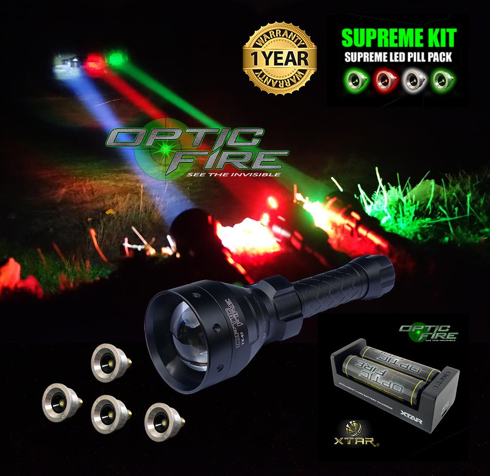 Lamping Kits - TX-67 SUPREME Torch Kit