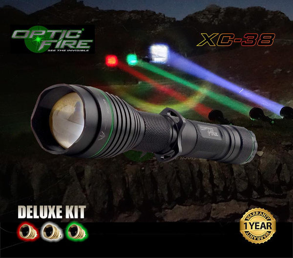 Lamping Kits - XC-38 Deluxe Torch Kit