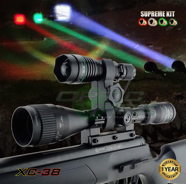 Lamping Kits - XC-38 Supreme Scope Mount Lamping Kit