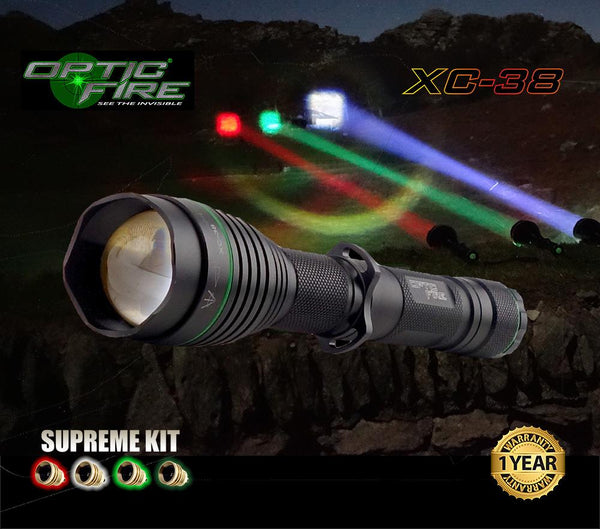 Lamping Kits - XC-38 Supreme Torch Kit