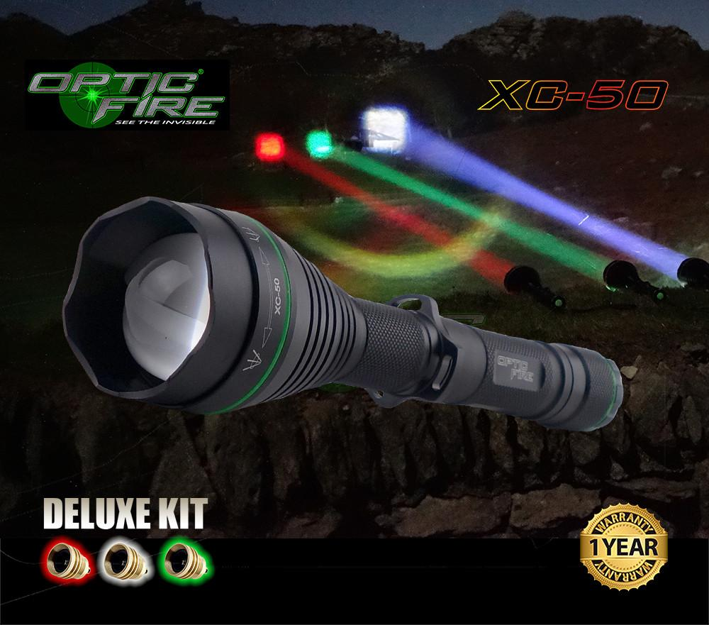 Lamping Kits - XC-50 Deluxe Torch Kit