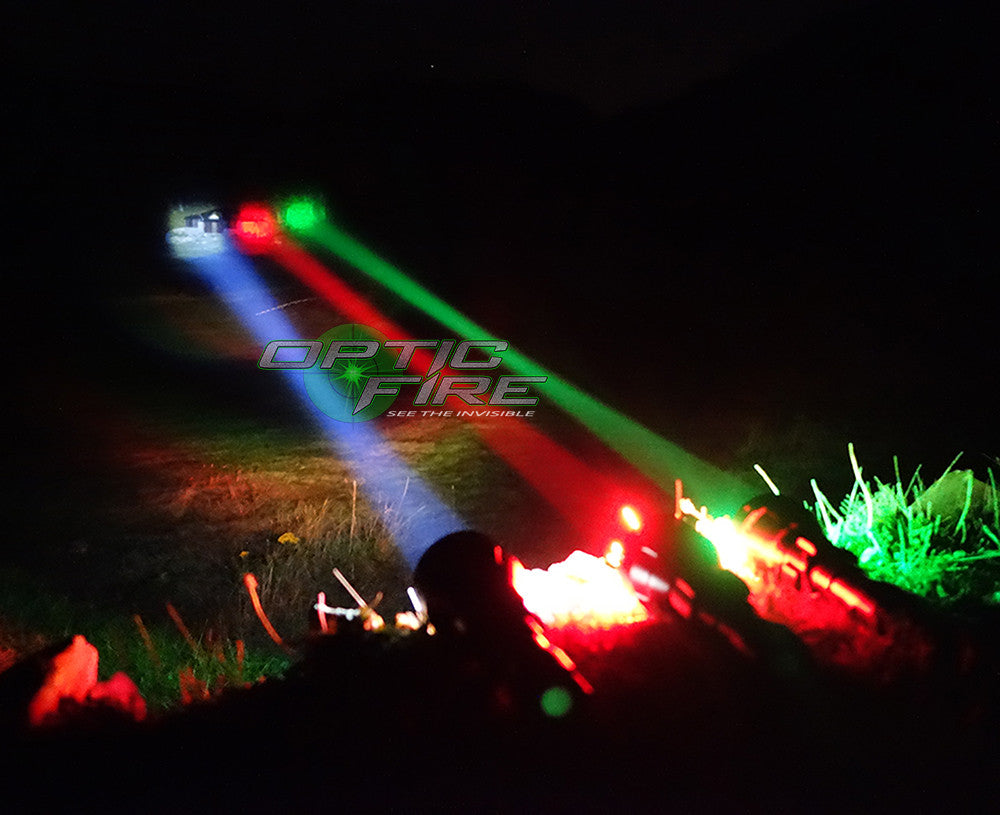 TX-67 mini - Opticfire UK LED gun lights  - 5