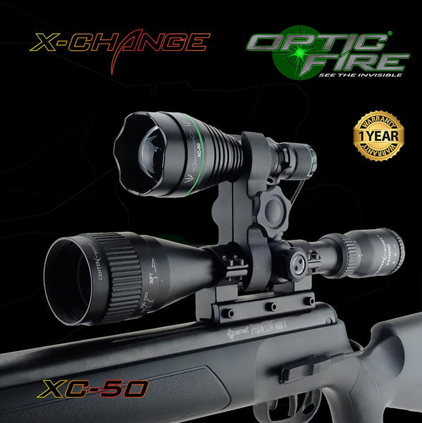 XC-50 Scope Mount Lamping Kit