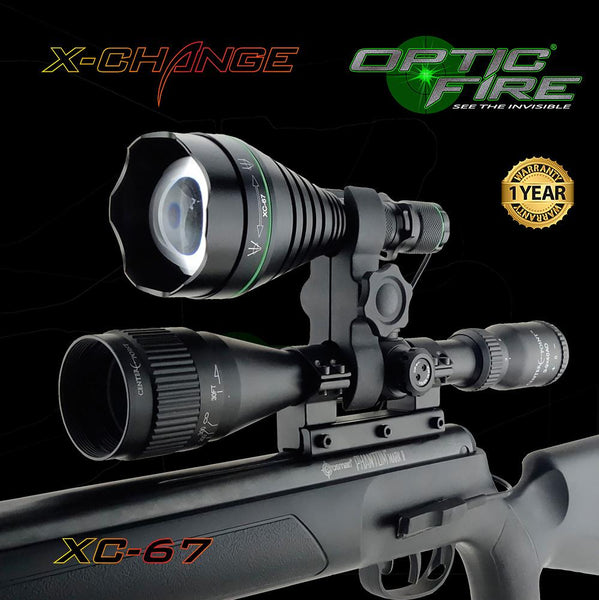 XC-67 Scope Mount Lamping Kit