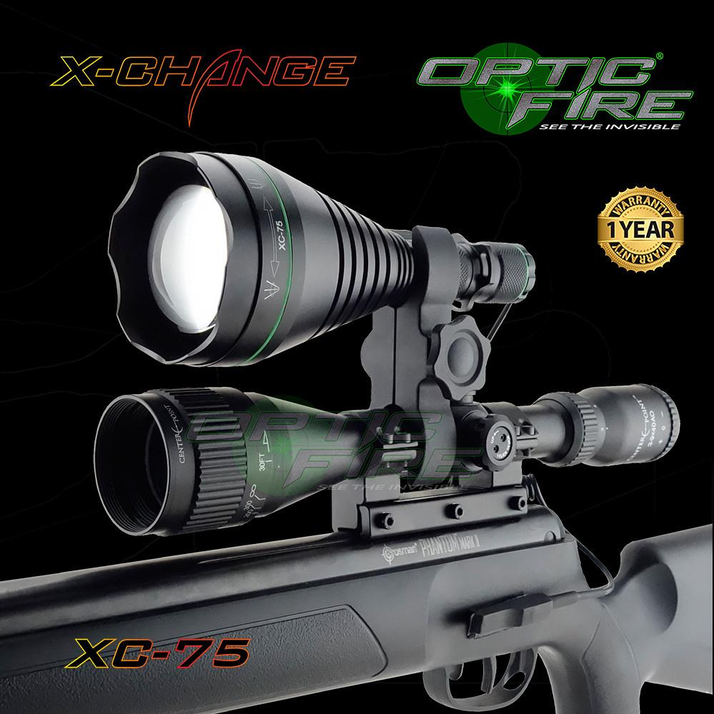 XC-75 Scope Mount Lamping Kit