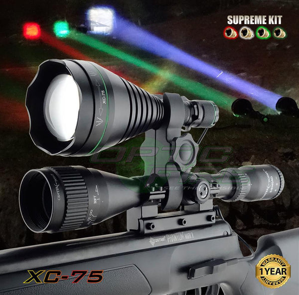 XC-75 Supreme Scope Mount Lamping Kit