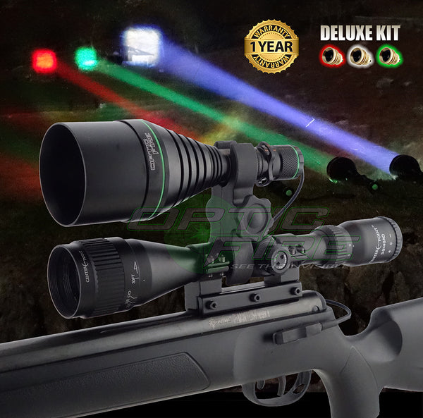 XS-67 Deluxe scope mount lamping kit