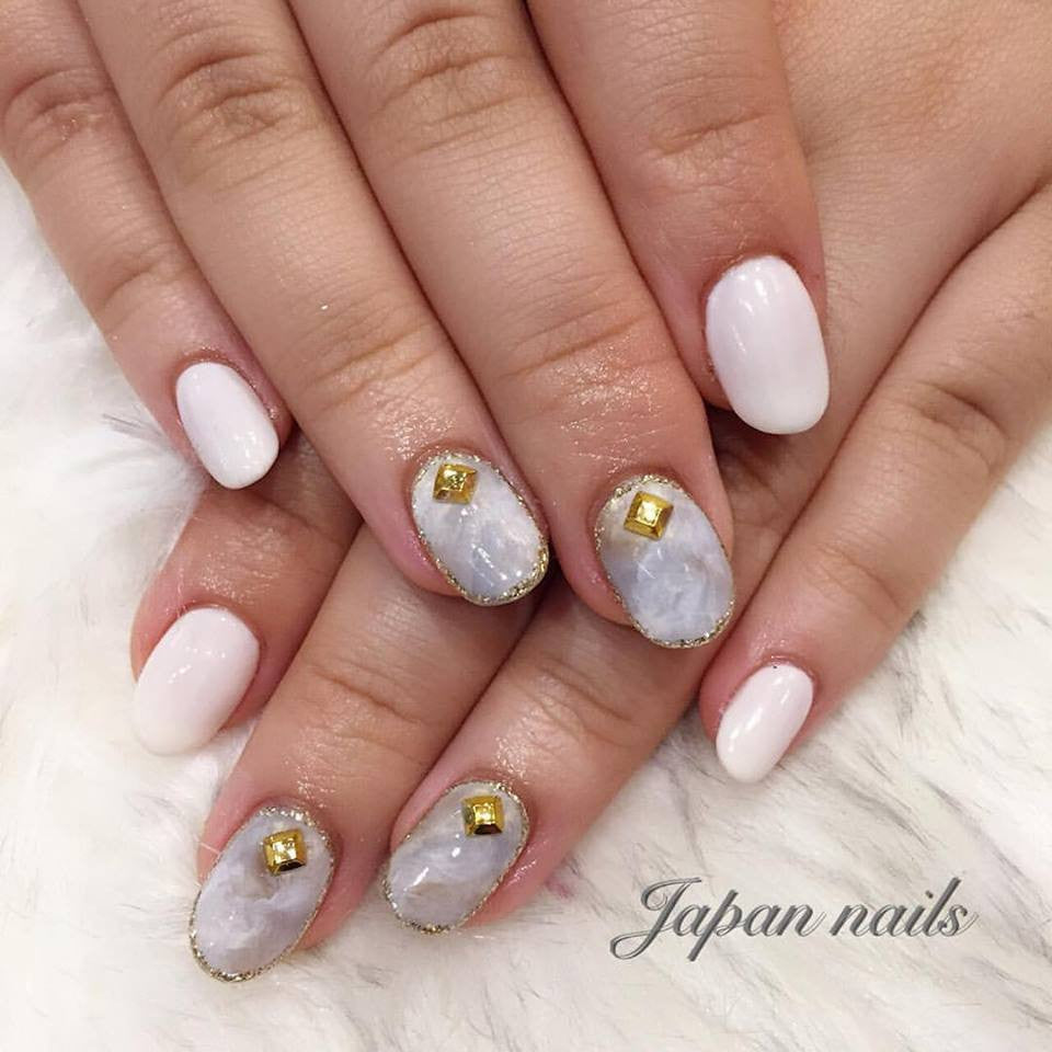Famous Cute Japanese Nails Ideas - Nail Art Ideas - morihati.com