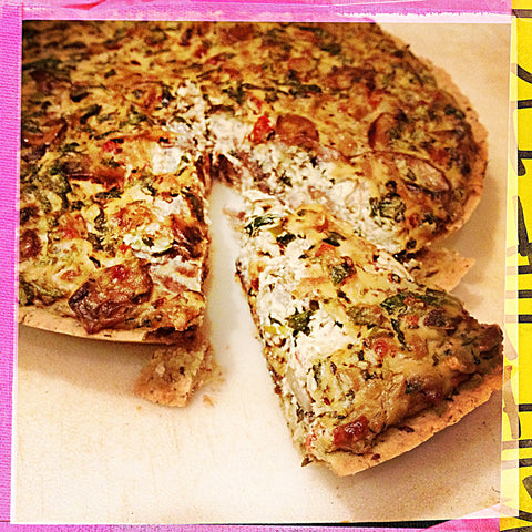 Incredible Quiche