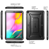 For Samsung Galaxy Tab A 10.1 Case (2019 Release) SUPCASE UB Pro Full-Body Rugged Heavy Duty Case with Built-in Screen Protector