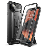 "For iPhone 11 Pro Case 5.8"" (2019) SUPCASE UB Pro Full-Body Rugged Holster Case Cover with Built-in Screen Protector & Kickstand"
