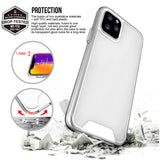 For iPhone 11 Case Slim Clear Soft TPU Transparent Cover Phone Case for iPhone 11/ for iPhone 11 Pro/ for iPhone 11 Pro Max