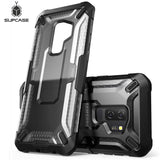 SUPCASE For Samsung Galaxy S9 Plus Unicorn Beetle Series Premium Hybrid Protective Clear Case Back Cover For Galaxy S9+
